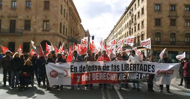 Derecho de huelga y Derecho laboral