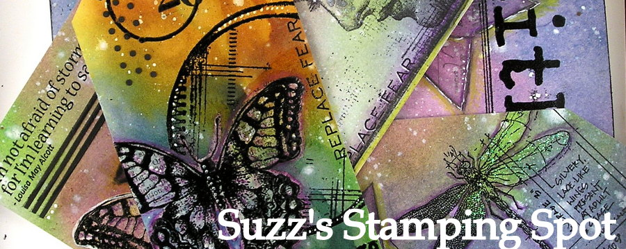 Suzz's Stamping Spot
