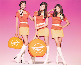 SNSD Girls Generation Sooyoung, Seohyun, Yuri Girls & Peace Photos