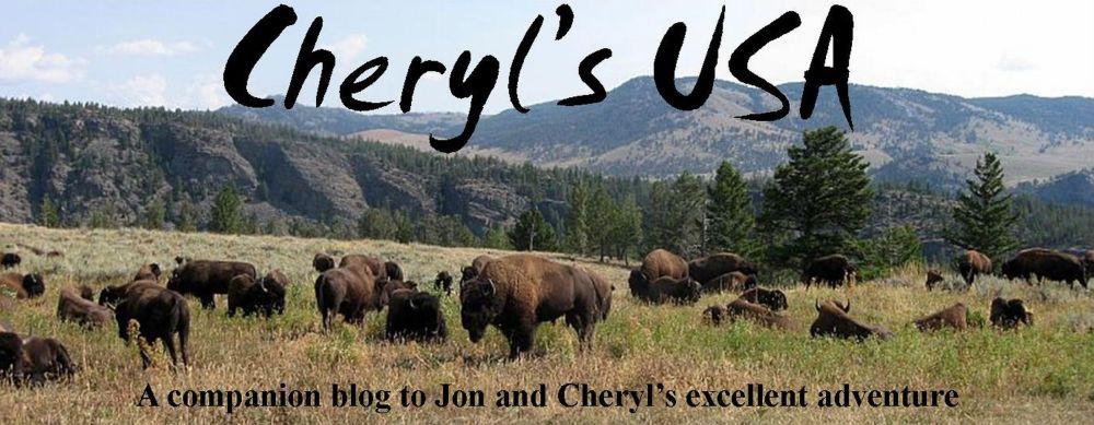 Cheryl's USA