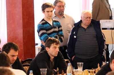 Alexander Grischuk, second échiquier de Malakhit © site officiel