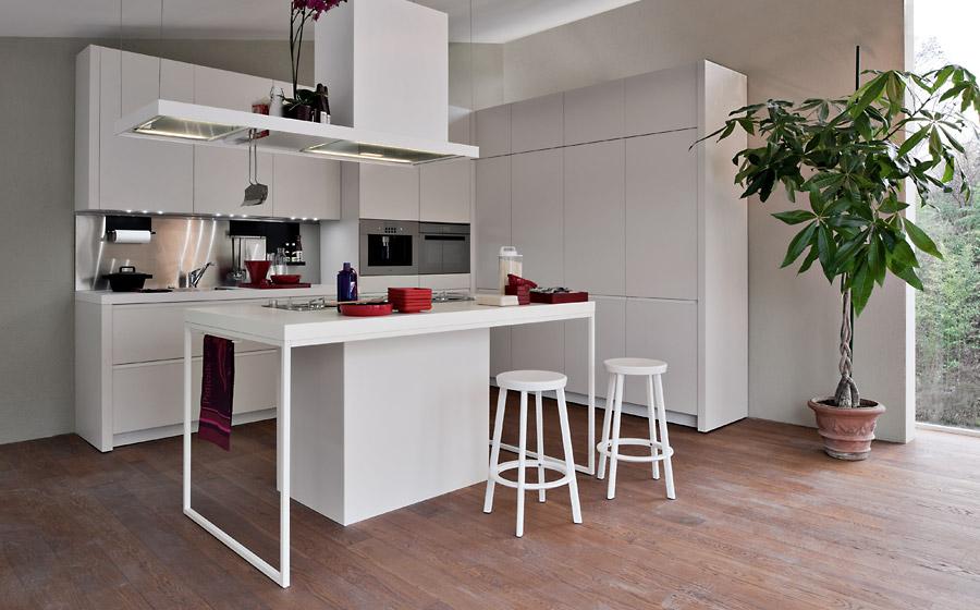 C Mo Integrar Una Mesa En La Cocina Cocinas Con Estilo
