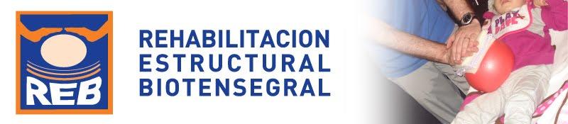 REHABILITACION ESTRUCTURAL BIOTENSEGRAL