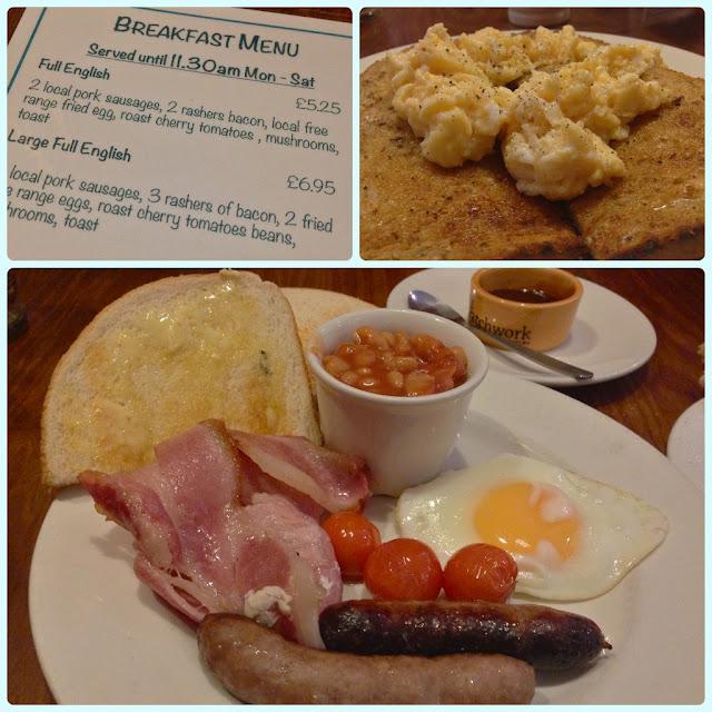 Thyme Deli, Horwich - Breakfast