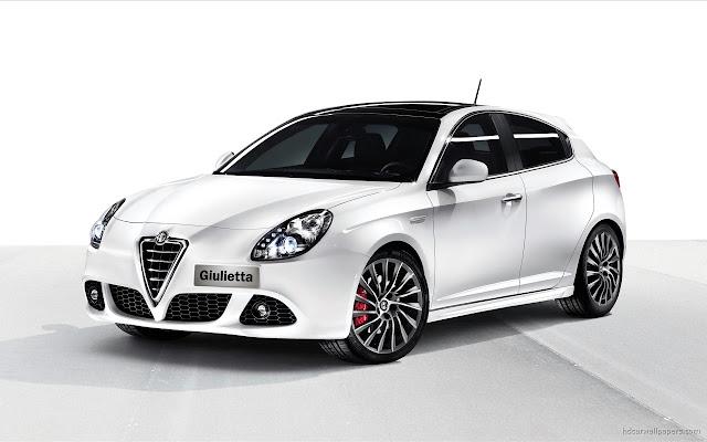 2011 Alfa Romeo Giulietta Wallpapers