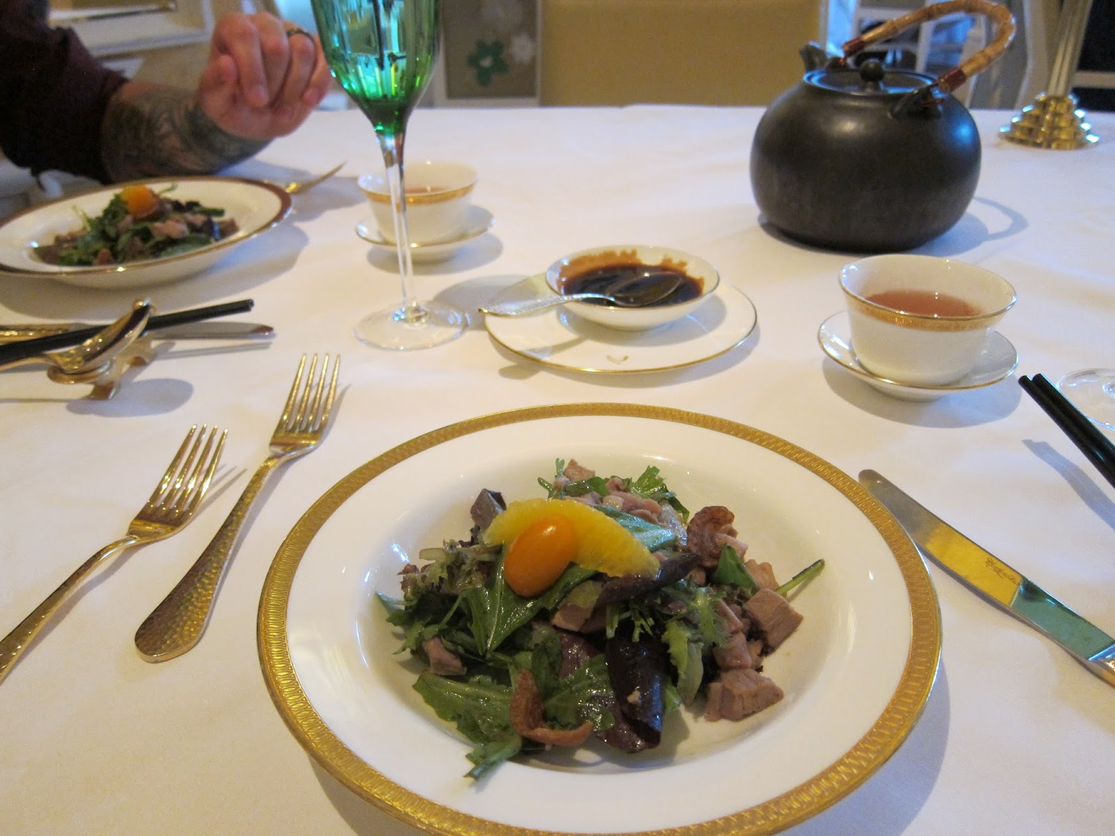 Everyday Foodie: Chinese Food - Michelin Star Style