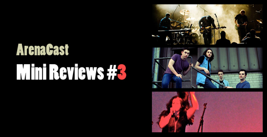 Kodakid - indie\blues rock quartet from Ireland