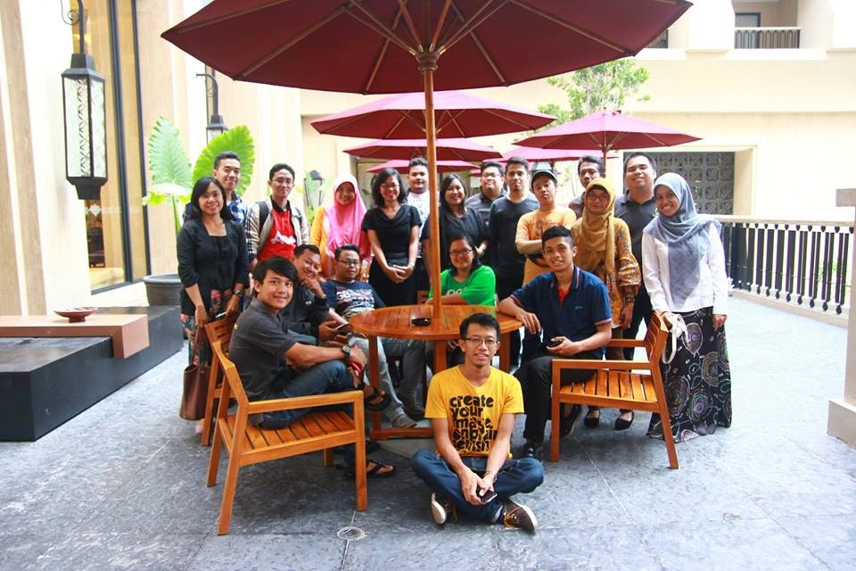 Live Blogging KBJ di Warung Kopi Sidomuncul Hotel Tentrem Yogyakarta