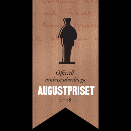 Jag är August-ambassadör 2018