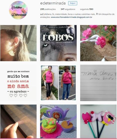 Instagram @edeterminada