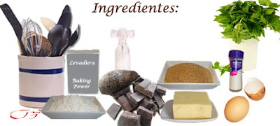 Cookies ingredientes