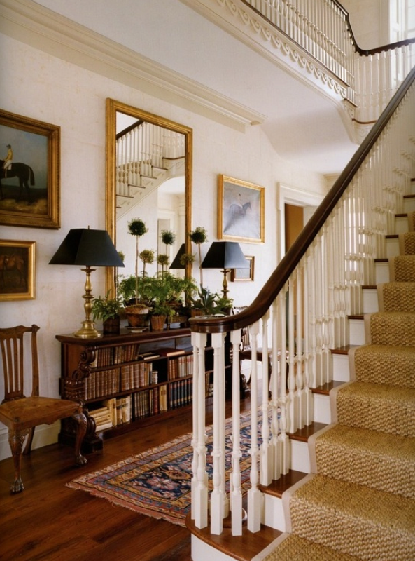 Oriental Foyer Design : Nina farmer interiors the great american house