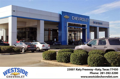 Westside Chevrolet - Houston TX
