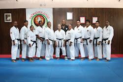 Seminario Técnico Goju-Ryu con el sensei TERUO CHINEN, Rep. Dom. 2011