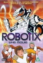 Robotix: La Pelicula (1986) DVDRip Latino