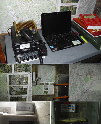 comunicaciones bunker antizombi