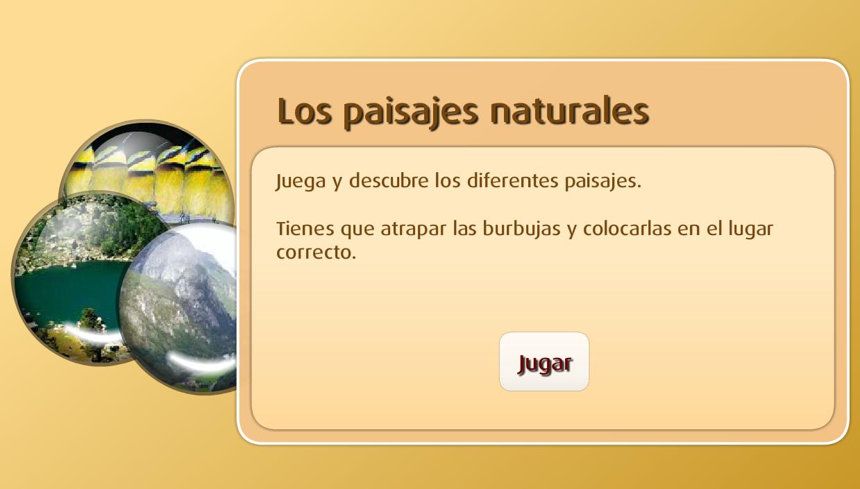 http://www.primerodecarlos.com/TERCERO_PRIMARIA/enero/Unidad_7/cono/actividades/paisajes_naturales/frame_prim.swf