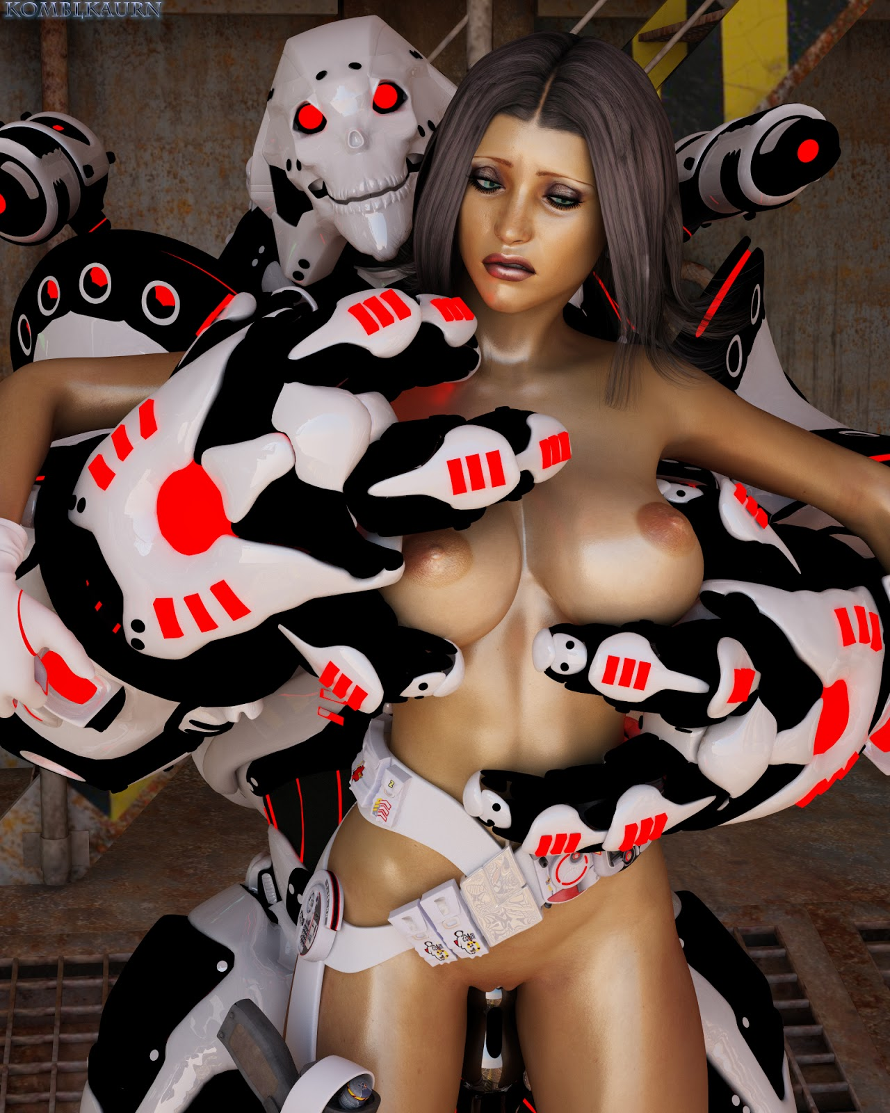 Rock monsters fucked robot girl sexy download