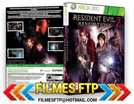 Resident Evil Revelations 2 2015 LT