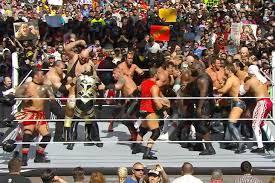 Big Show Miz Mizdow Wrestlemania 31 WM31 Andre The Giant Axelmania