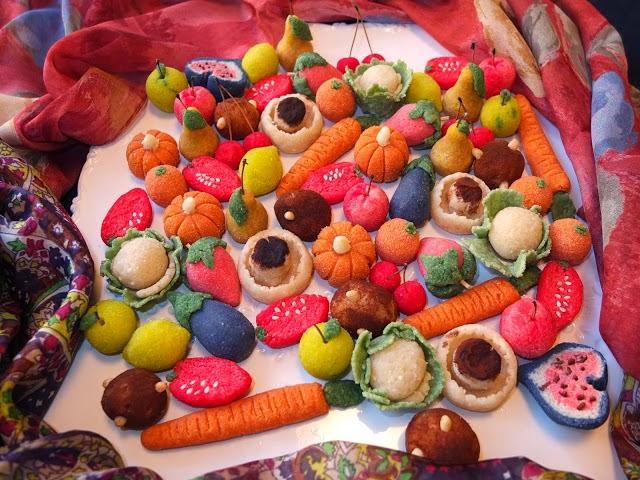 Frutitas de Sant Dionis ( 9 d´Octubre)