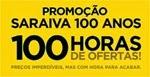 Promoção 100 Horas ofertas Saraiva