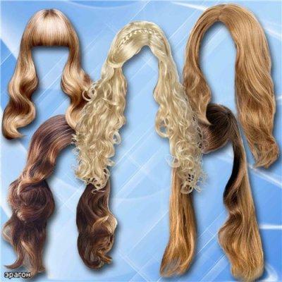 Bayan Saç Modelleri Psd gelin başı ve uzun saç
