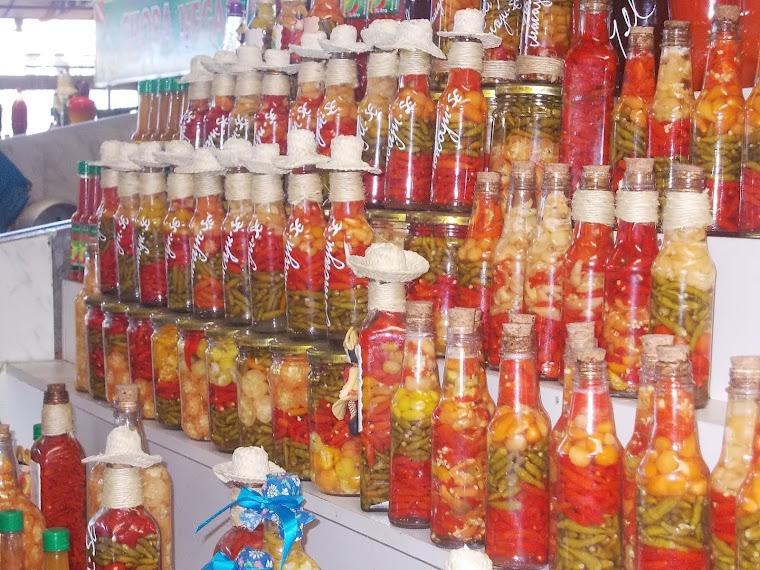 Mercado Público de  Aracajú, Sergipe.