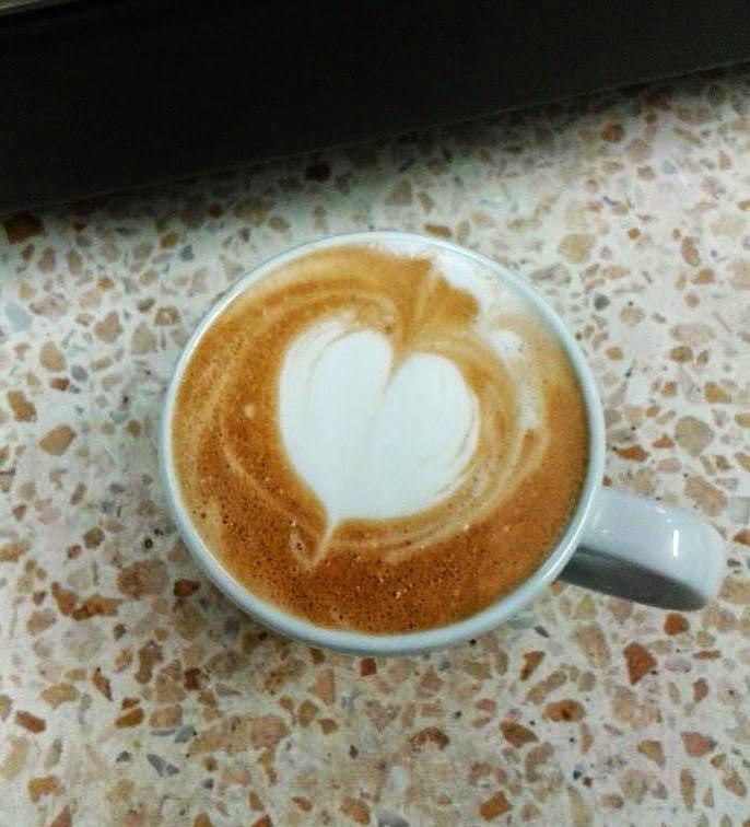 Maitasunaren kafea