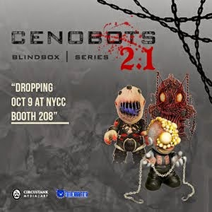 Cenobots Series 2.1 drops at NYCC