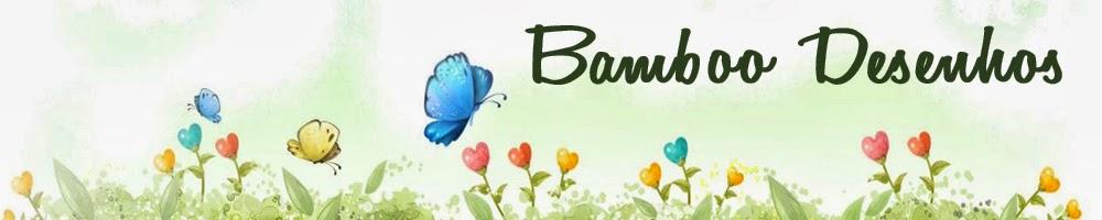 Bamboo Desenhos e Artes