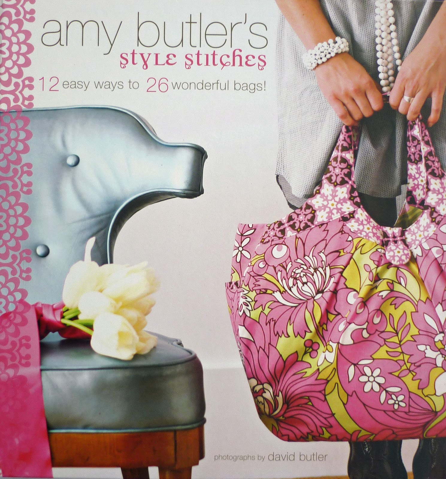 Amy Butler Knitting Bag Pattern : Mack and Mabel: Cosmo Bag from Amy Butlers Style Stitches