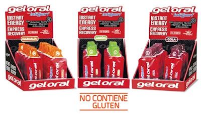 Infisport gel es un RECUPERANTE ENERGÉTICO INSTANTÁNEO, proporciona una energía inmediata y sostenida