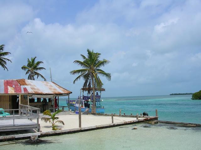 Caye Caulker, la idílica isla de Belice
