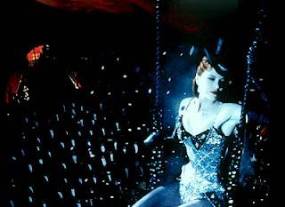 escena de la película moulin rouge