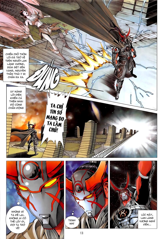 xem truyen moi - CHIẾN PHỔ - Chapter 14: Trước ngày huyết chiến