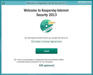 Download Anti Virus Kaspersky Internet Security 2013 Full Version