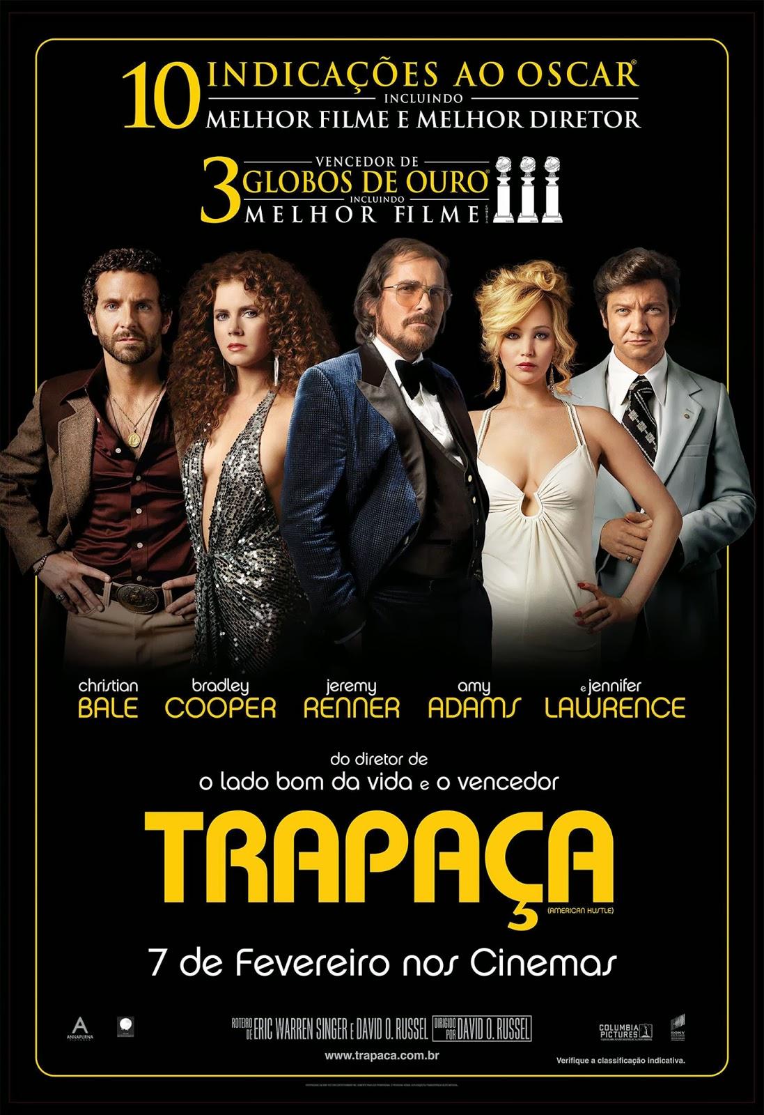 Trapaça - Dublado