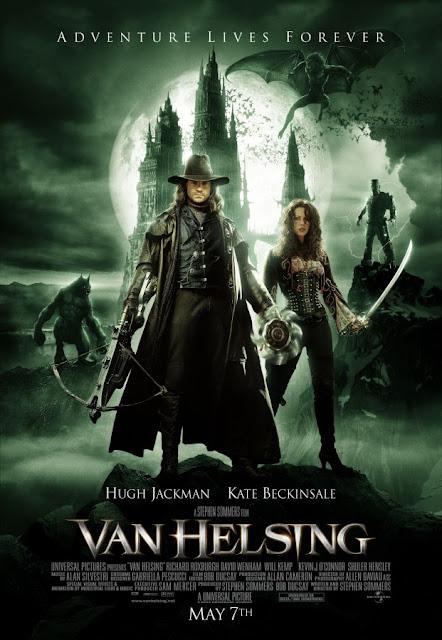 Van Helsing (2004) แวนเฮลซิ่ง นักล่าล้างเผ่าพันธุ์ปีศาจ