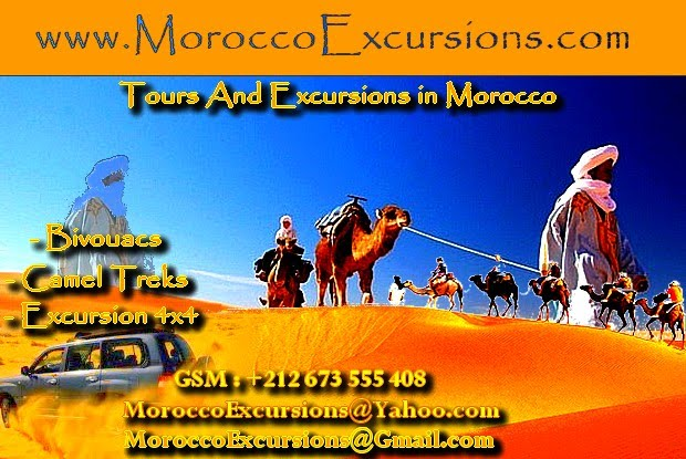Morocco desert tour,trip from Marrakech Desert Fez