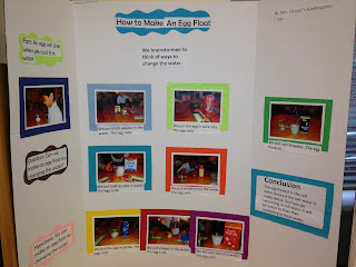 Eastover Science Science Fair