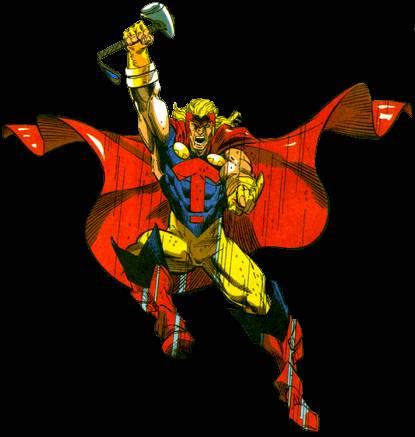 Galería de Portadores del Mjolnir - Thor 2099