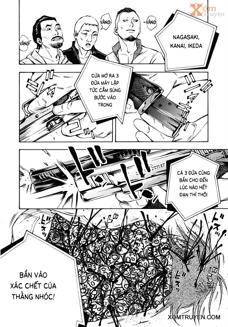 Kamisama Kisama wo Koroshitai Chap 29 - Trang 24