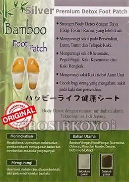 Koyo Kaki Bamboo Silver
