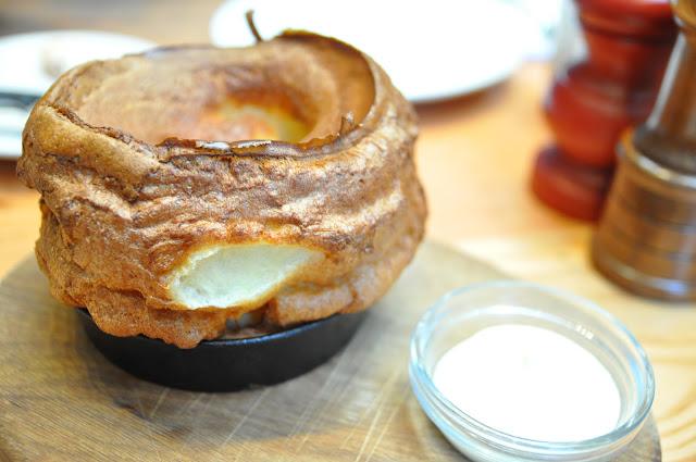 Tramshed HIX Rivington Street Yorkshire Pudding