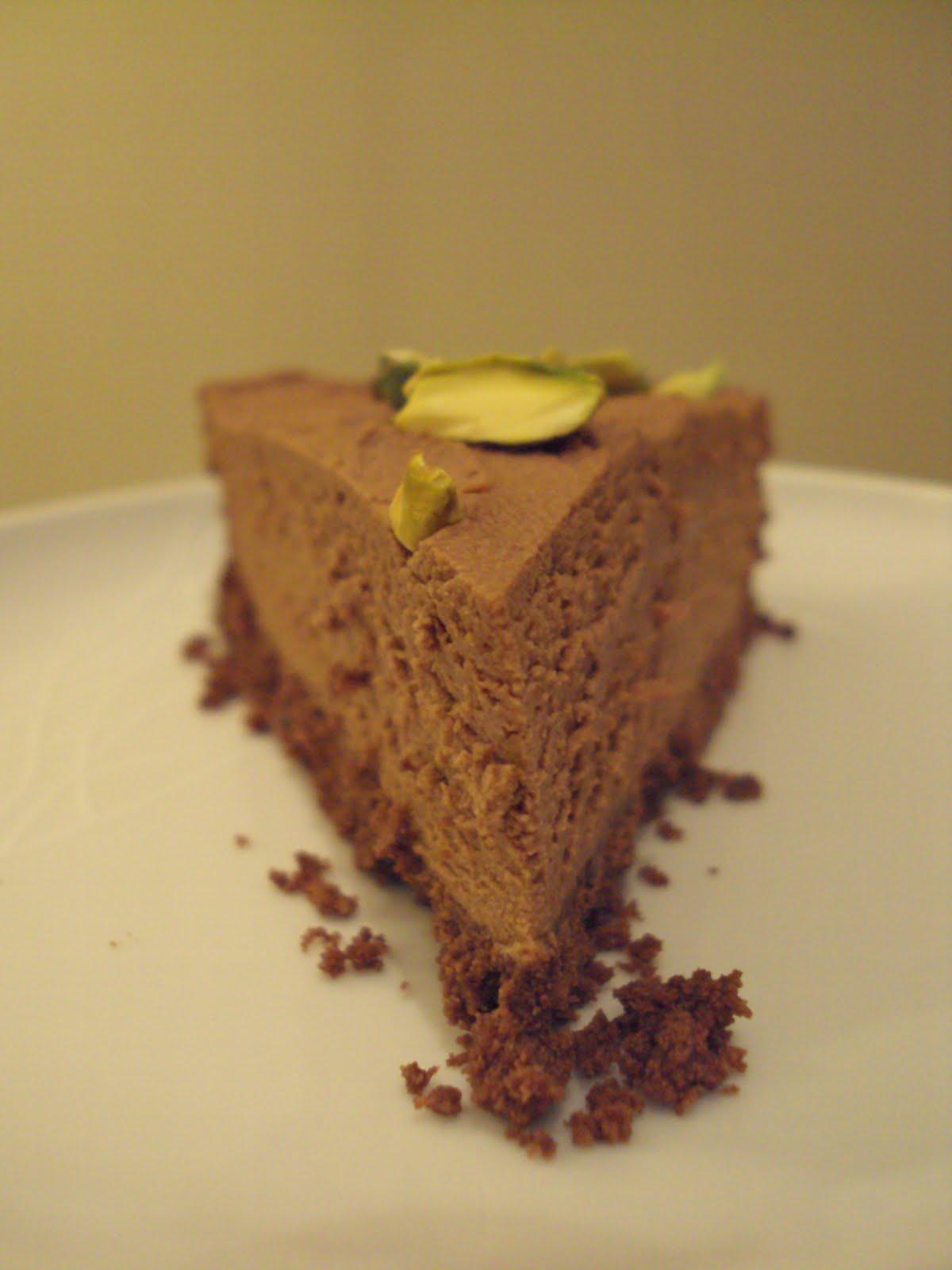 Milk Chocolate-Pistachio Tart Recipes — Dishmaps