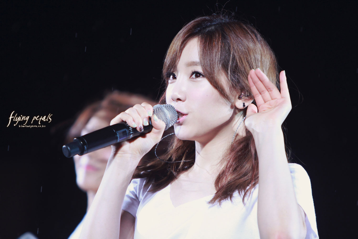Welcome To My Snsd Blog Snsd Taeyeon At Sm Town 2012 In Seoul