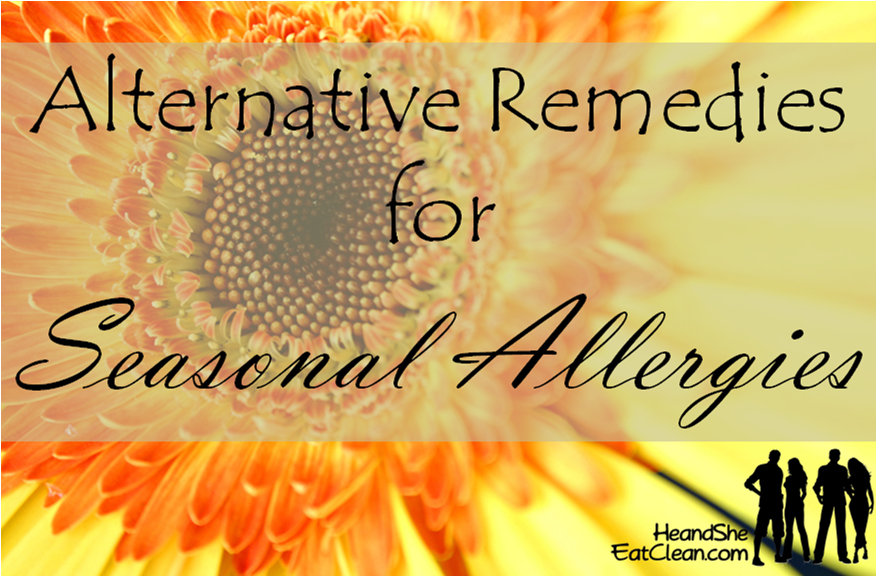 Natural Remedies For Severe Seasonal Allergies