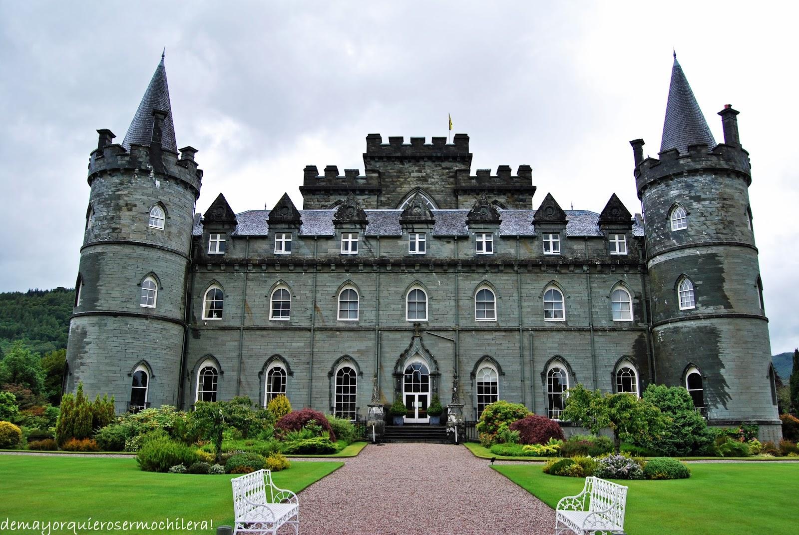 Mi ruta de 16 d as por escocia consejos itinerario y for Oficina de turismo de escocia