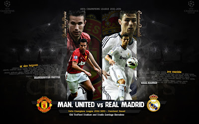 Video Highlight Real Madrid vs Manchester United 14/02/2013